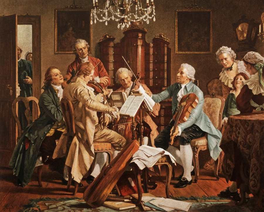 music the viennese classical style