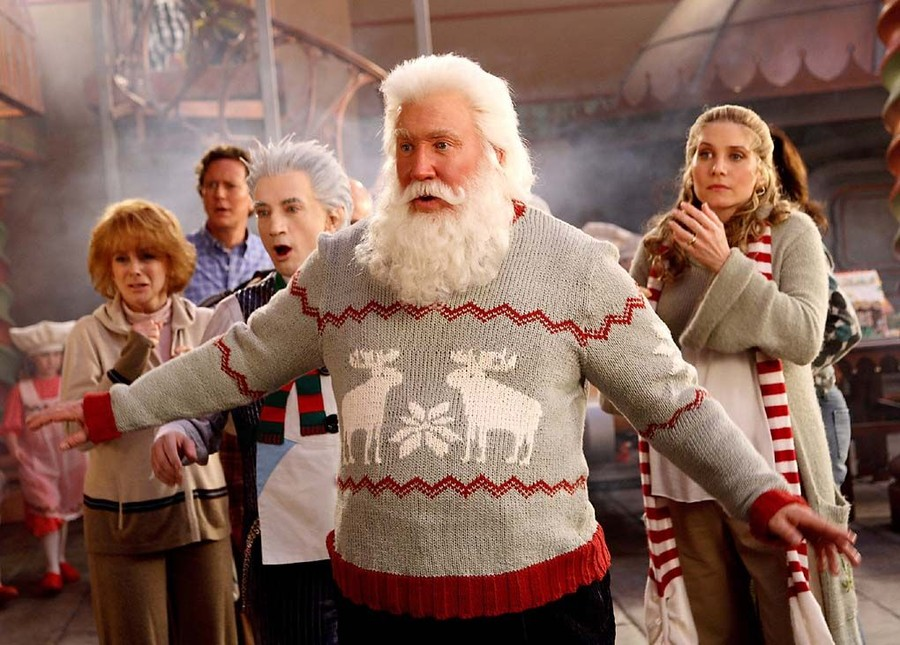 an analysis of the movie santa clause 2